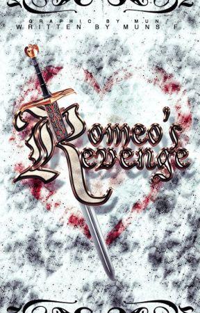 Romeo's Revenge {Short Story}  by Mun2500