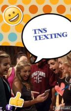 TNS Texting by kkImHereNow