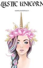 Mystic Unicorns by sunflowerpeach