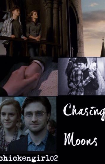 chasing moons | harmione {book 2}