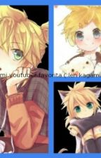 Mi Youtuber Favorita ( Len Kagamine Y Tu ) by natsukianakawaii