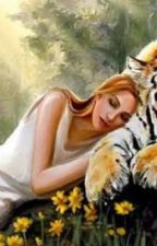 The Alpha Wolf's Tigress  by MirandamPerez92