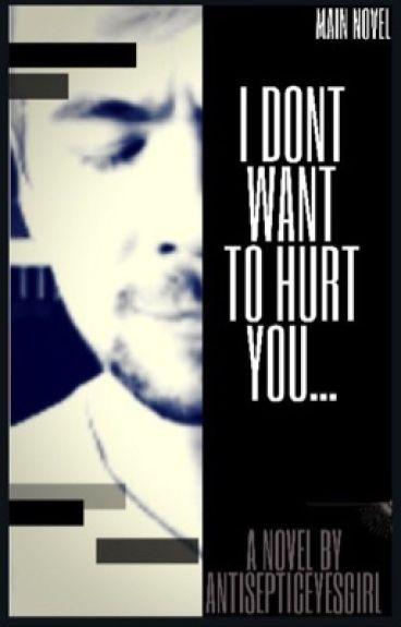 I don't want to hurt you! (Antisepticeye/Jacksepticeye X Reader)