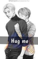 Hug me [Nammin] by ShiroKazami