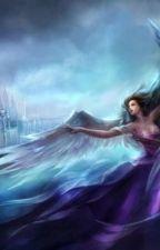 On Angel Wings by SnowPond_Sama
