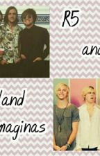 Chistes e Imaginas de R5  by madds_styles