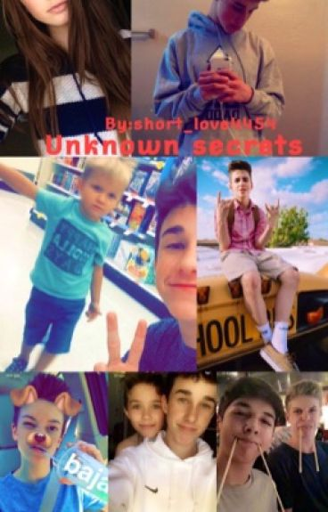 Unknown secrets ft.the YouNow boys