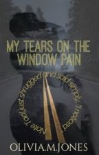 My Tears on the Window Pain by BlueButterfly117