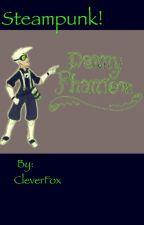 Steampunk! Danny Phantom  by CleverFox