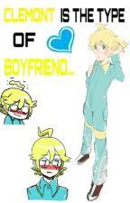 Clemont Is The Type Of Boyfriend... by Psycho-Nutt