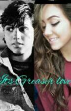 It's Greaser Love (Johnny Cade Love Story )  by CRiggs12