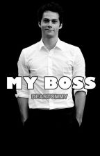 My Boss | Newtmas #wattys2016 by deartommy