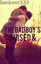 The bad boy is bruised and scarred by liamlover333