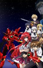 Highschool dxd fanfic by hey458