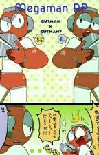 Megaman RP by Phantom_Mangle_chan
