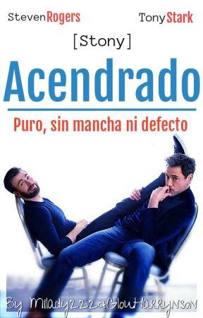 Acendrado [Stony]  by Milady222