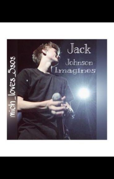 Jack Johnson imagines