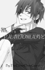 Mr. Phantomhive(Sebaciel Yaoi/ Teacher AU) by TheClosetDoorGuard