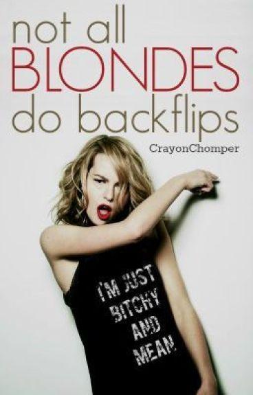 a non blonde cheerleader in love epub