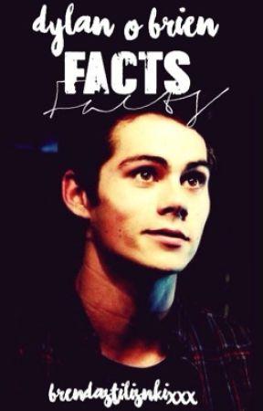 Dylan O'Brien Fact Book by BrendaStilinskixxx