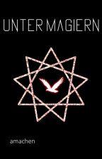 Unter Magiern [Feuerrot] by amachen