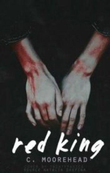 """Krwawy Król ( Tłumaczenie """"The Red King"""" by larrybethebae )"""