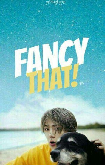 Fancy That!  || HunHan Texting ☆