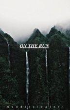 on the run ↠ claddie au by maddieziegler-