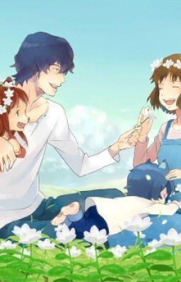 Ame&Yuki Những Đứa Con Của Sói