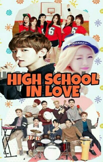High School In Love( malay) EXOPINK...