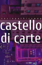 castello di carte | vkook by sociopathicswag