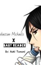 Sebastian Michaelis X Baby Reader by 1-800-Otaku