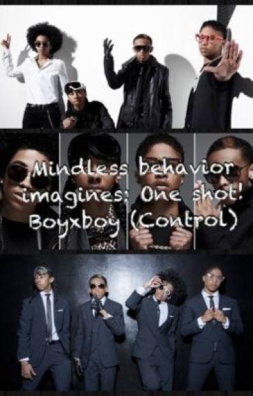 One shot. (boyxboy mindless behavior)