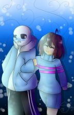 The Memories of the past (Frisk X Sans) (completed) by DragonaFang