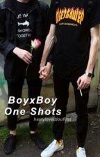 BoyxBoy ~ OneShots by harrylovedloufirst