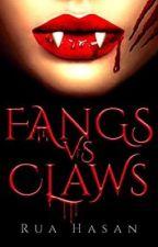 Fangs Vs Claws (SAMPLE)  by TwinziHasan