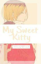 My Sweet Kitty.    Kozume Kenma by xSayWhat
