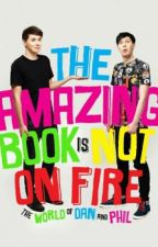 The Amazing Book Is Not On Fire by jenn_true