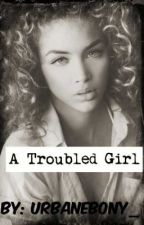 A Troubled Girl by URBANebony_