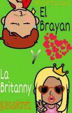 El Brayan Y La Britanny. by Rustrix