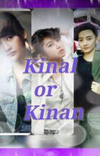 Kinal Or Kinan by DK_VeNal