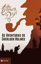 as aventuras de sherlock holmes by VanessaPeiter
