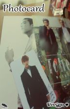[WooGyu] Photocard by Cindy_Elric