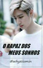 O Rapaz Dos Meus Sonhos! by WhyXiumin