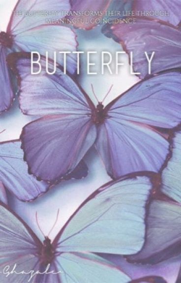 Butterfly {Petunia Evans AU}