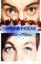 JUST A FRIEND|L.S by r_larry