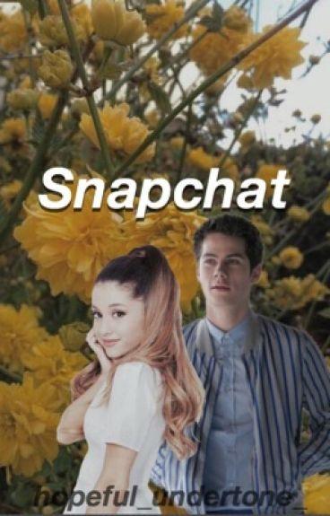Snapchat // Dylan O'Brien