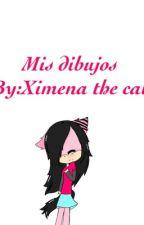 mis dibujos by ximena_the_cat