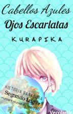 Cabellos Azules, Ojos Escarlatas// Fanfic Kurapika x Lectora // #CAOE by Vecolastic