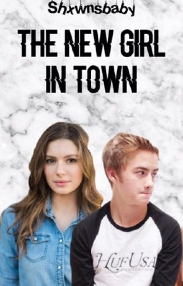 The new girl in town ft Magcon (voltooid)